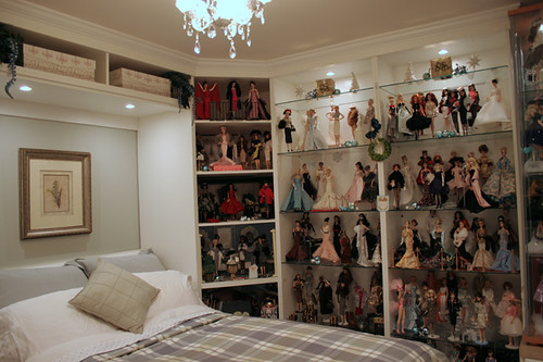 the holidays come to the doll room 1 photo of the wall. Black Bedroom Furniture Sets. Home Design Ideas