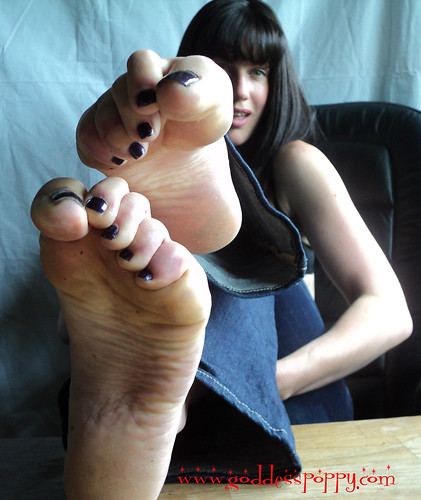 Foot fetish amatuer-2603