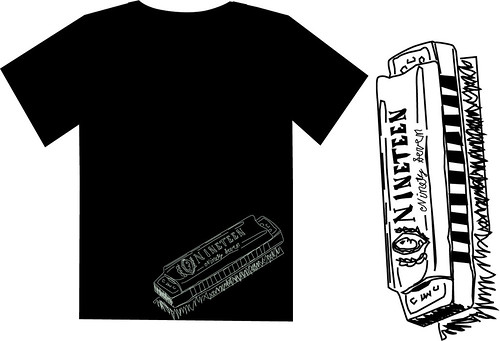 1997 Band T Shirt Design For Sale On 1997 39 S 2009 Tour