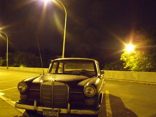 Nighttime Mercedes | by Number IV