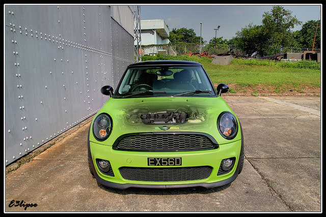 Mini Cooper Forum >> Mini Cooper S R56 Lime Green | Wei Jie, Sng [Melvin] | Flickr
