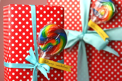 Lollipop Workshop Goodies | by Bakerella