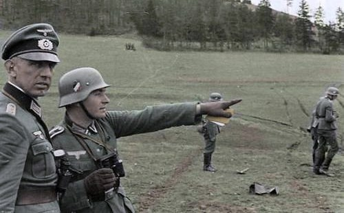 Wehrmacht officer | GLORY. The largest archive of german ...