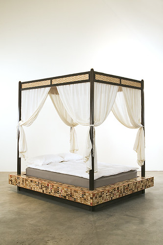 Queen Size Canopy Bed Plans