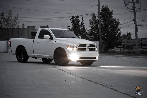 2009 Dodge Ram R T Black Wheels Lowered Pics By Matt T