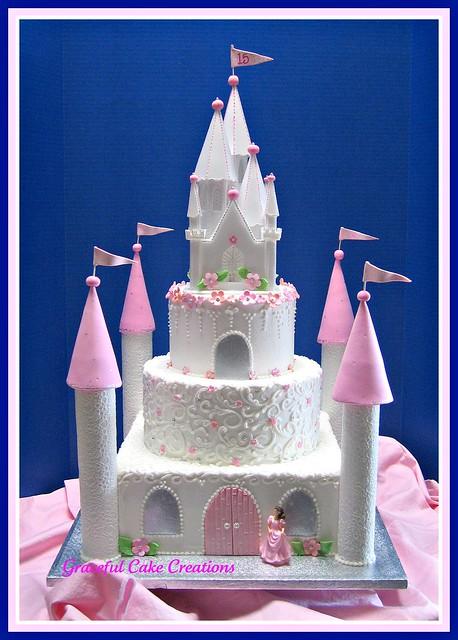 Images Of Castle Birthday Cake : Castle Birthday Cake Flickr - Photo Sharing!