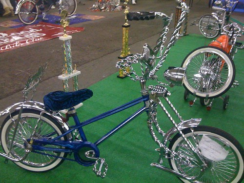 Lowrider bikes | by calitexican