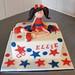 Cheerleader Cake for Ellie