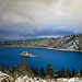 Azure Blue - Emerald Bay, Lake Tahoe, California