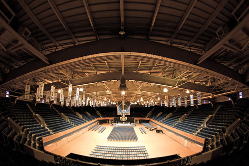 Cameron Indoor Arena | by Lindstedt Photography