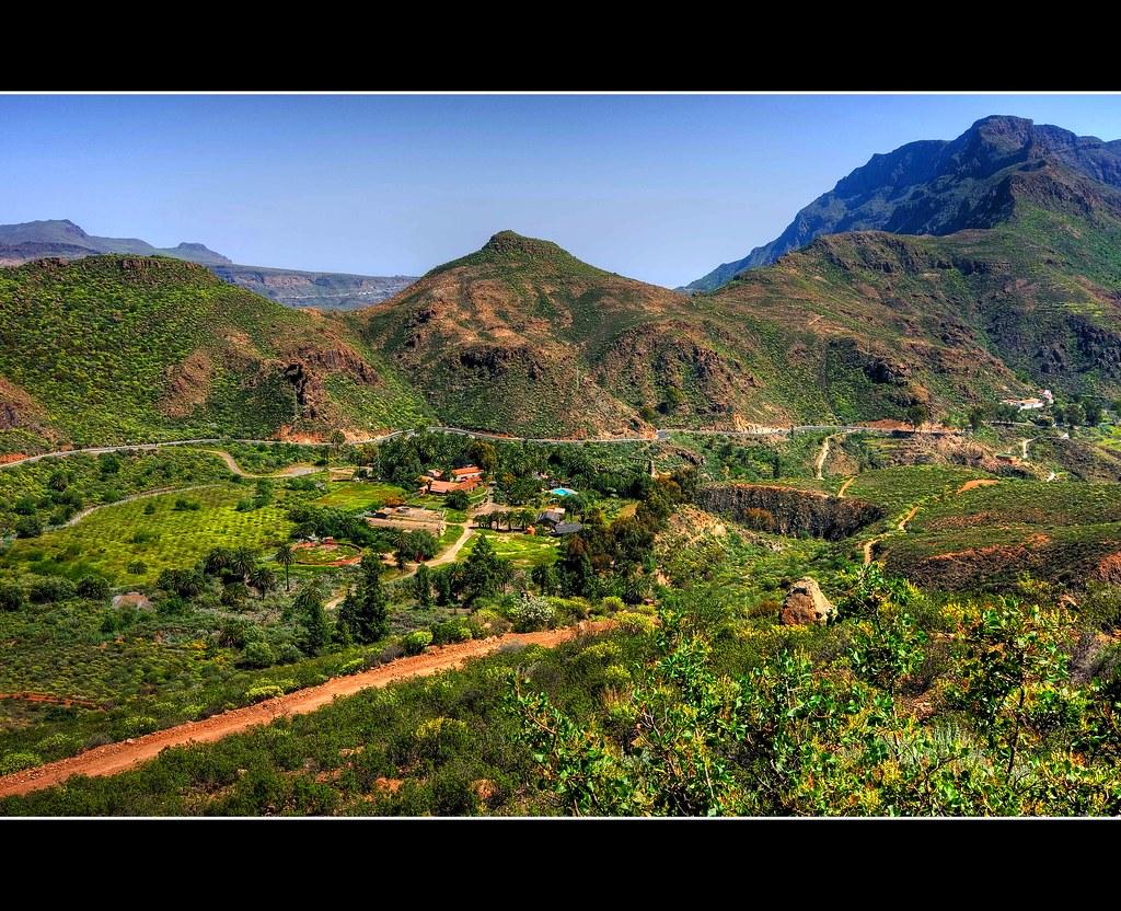 Casa Rural Molino De Agua Fataga Gran Canaria Flickr