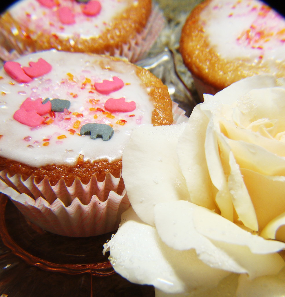 Recette Cup Cake Vahine