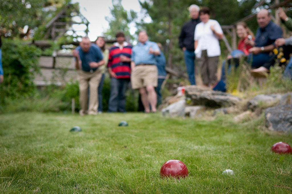 Image result for Bocce