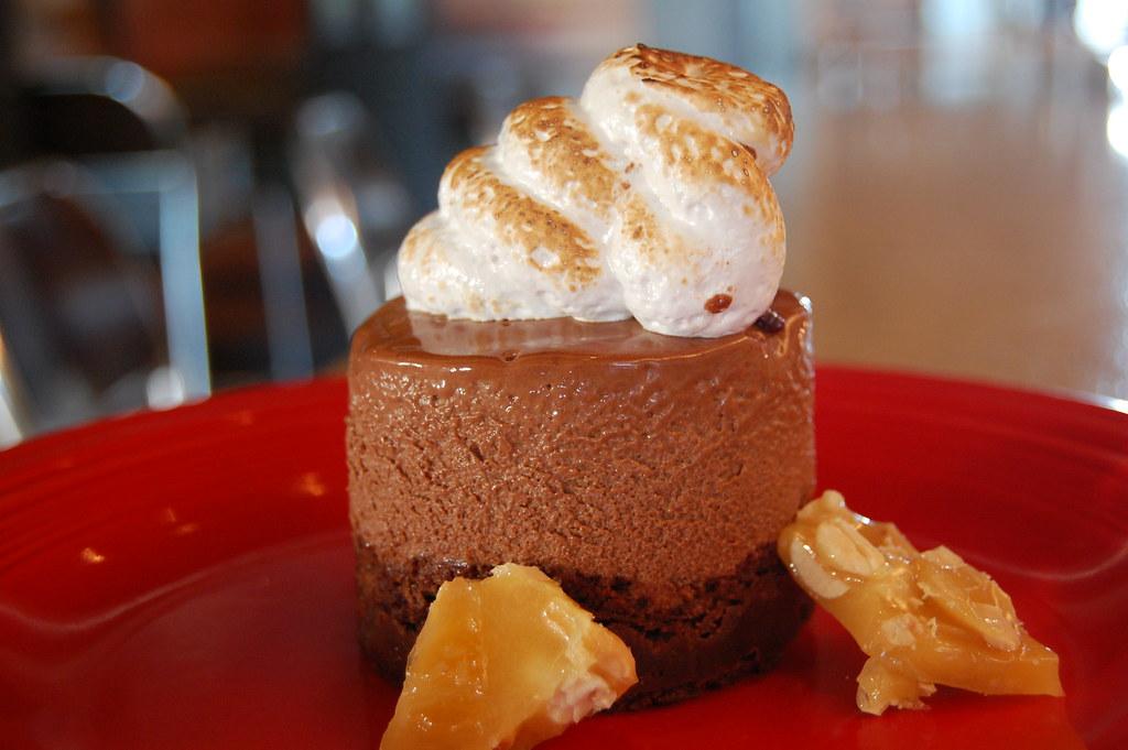 Peanut Butter Torte Cake