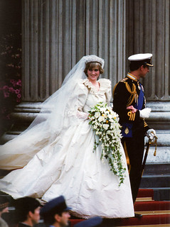 Princess Diana's Wedding dress, 1981 | by thefoxling
