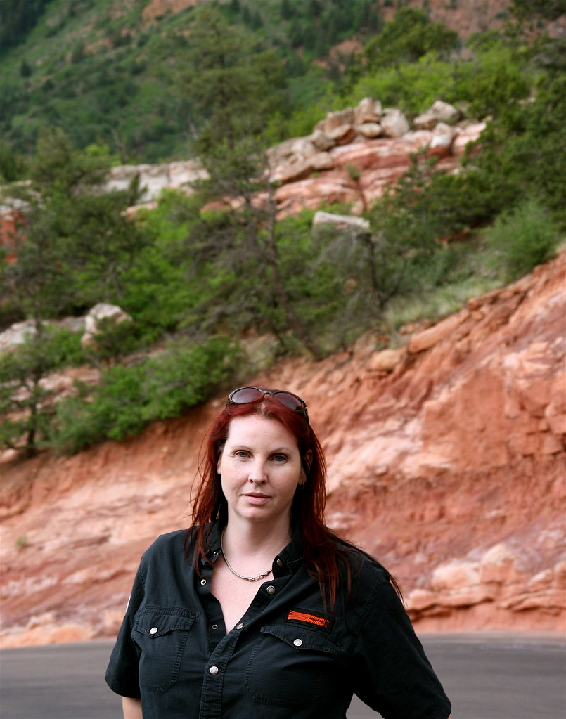 Heather in Colorado Springs | Scorpions and Centaurs | Flickr