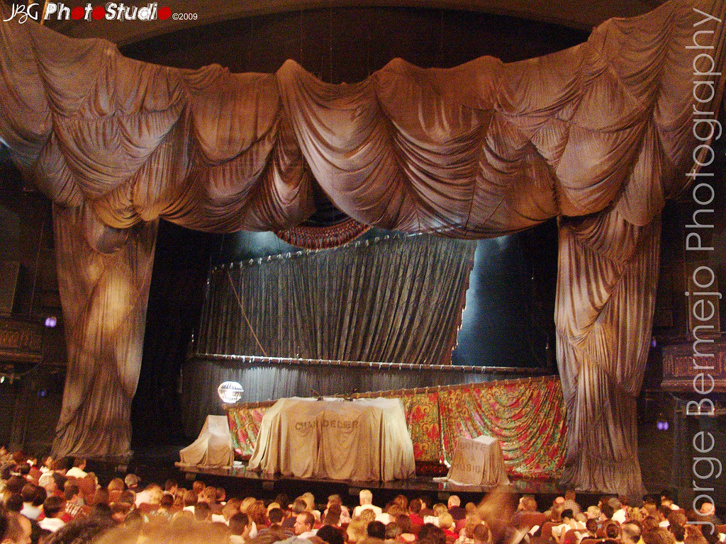 New York Phantom Of The Opera At The Majestic Theater