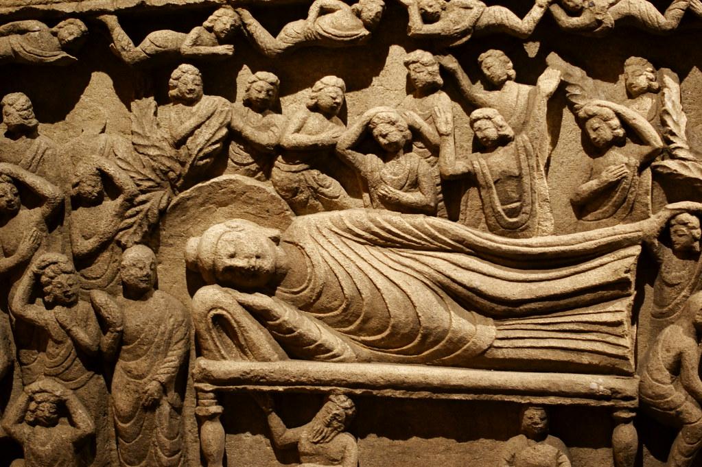 Kết quả hình ảnh cho Mahaparinirvana