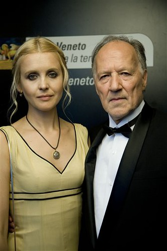 Werner Herzog Wife Dude  herzog s wife is a babe  just thought you