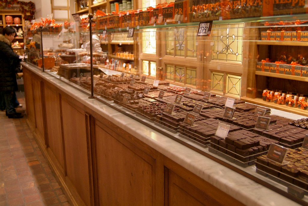 Belgian Chocolate Store | Fantastic Belgian chocolate ...