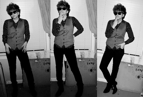 halloween costume for 2009 bob dylan by quite useless