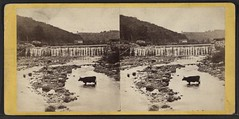 The Dam at Ramapo. | by New York Public Library