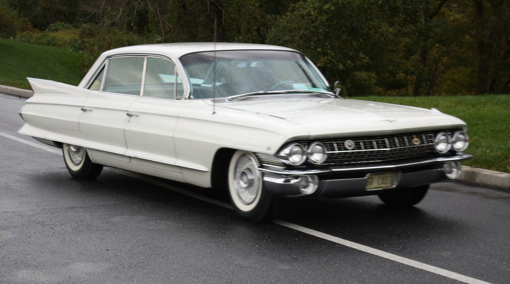 1961 Cadillac Series 62 DeVille 4 Door Hardtop Richard
