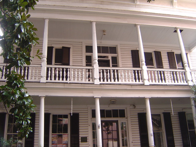 Josephine Pinckney Building In Charleston South Carolina
