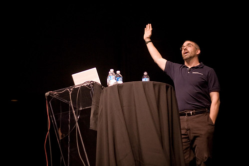 Stackoverflow DevDays | by hyfen