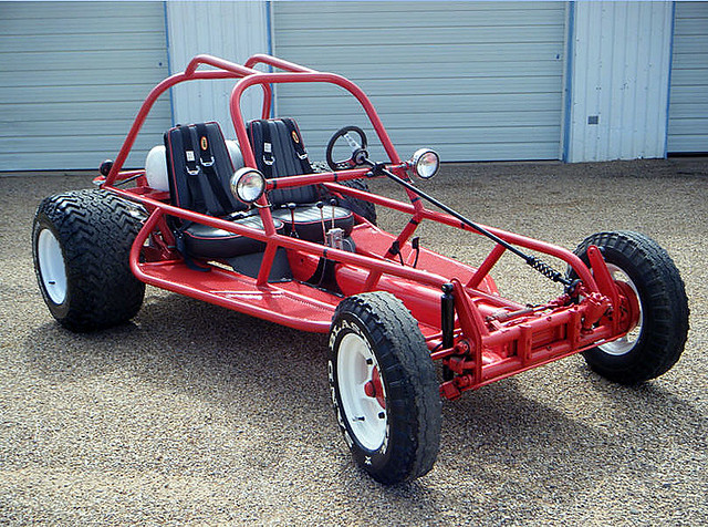 Dune Buggy By C Samora Custom Built Off Road Vehicle