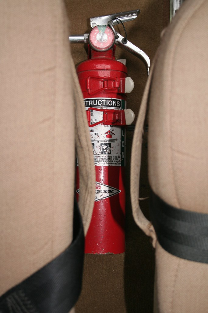 A fire extinguisher for her asshole camg8 - 4 1