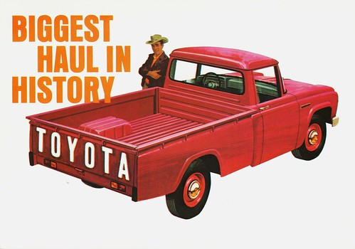 1967 Toyota Stout Pickup Alden Jewell Flickr