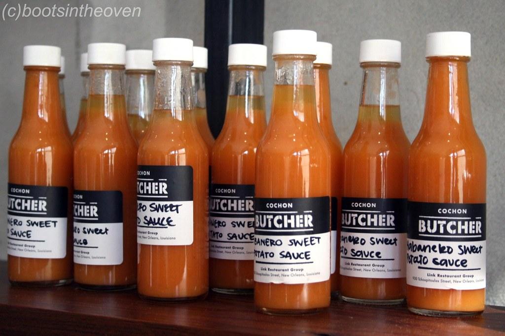 Habanero Sweet Potato Sauce | Cochon Butcher, New Orleans ...