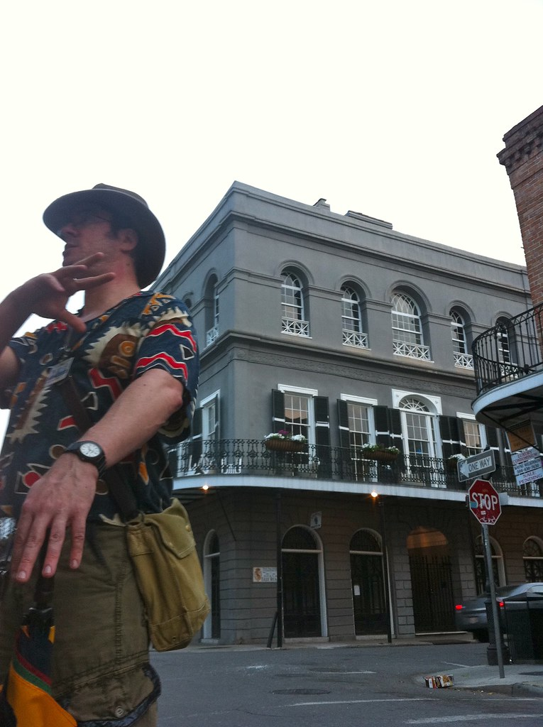Ghost Tour Jobs New Orleans