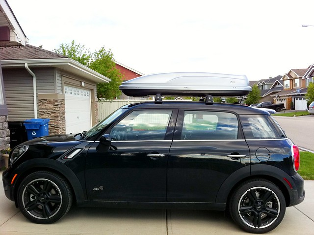 Perfect MINI Countryman   Roof Rack | Flickr