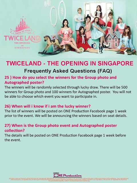 TWICELAND - The Opening – in Singapore FAQ6