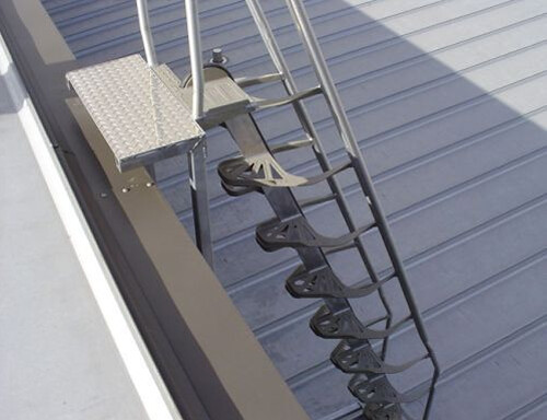 ... Lapeyre Stair, With Alternating Treads | By Ouno Design