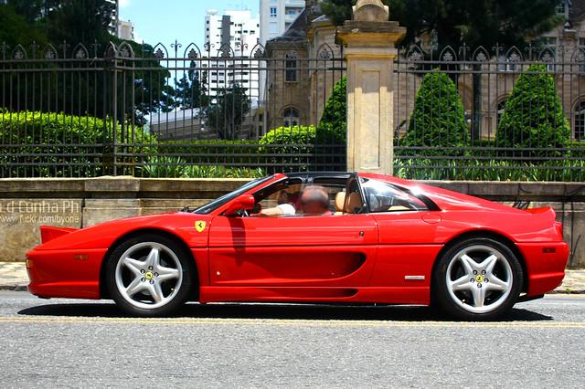 Ferrari F355 Gts F1 Ed Cunha Ph Flickr