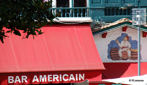 Biarritz bar americain bar americain y figura idealizada flickr - Construire un bar americain ...