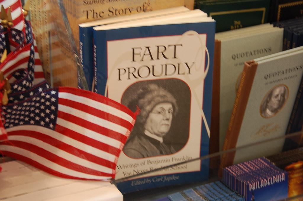 essays written by ben franklin