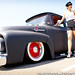Pinup Erika - Texas Timebomb - King of Clubs Car Show