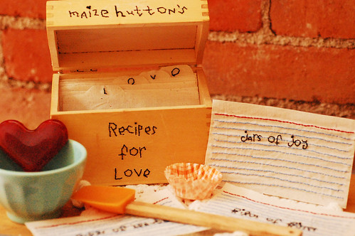 Recipes For Love | by maize hutton