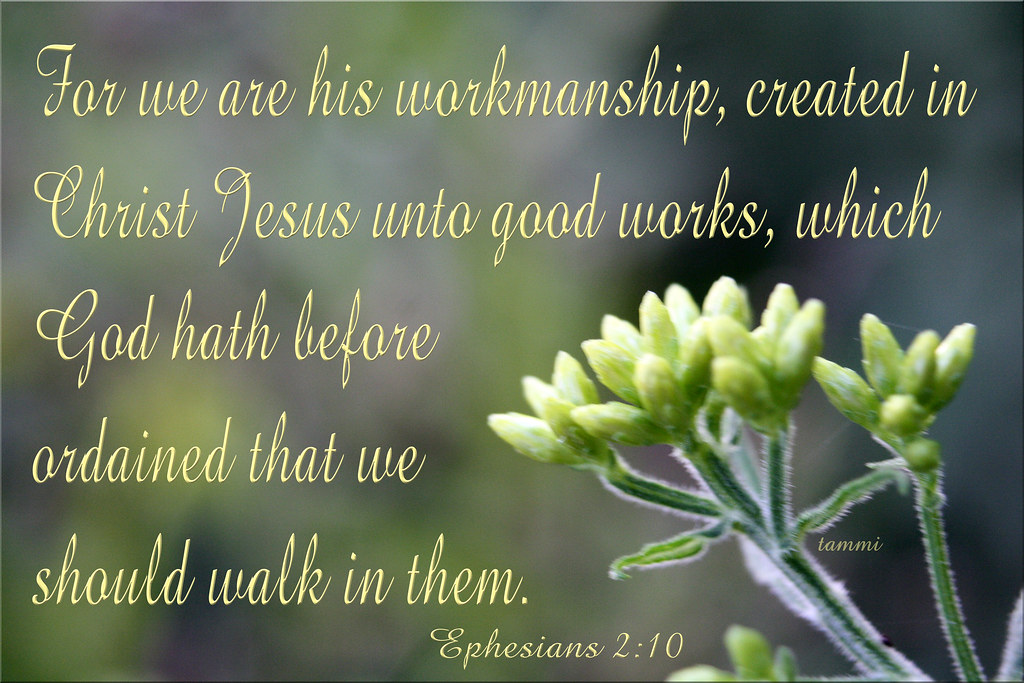 Picture Quote On Ephesianns 210 Niv: Ephesians 2:10 (Explore Highest Position: 428 On Sunday, A