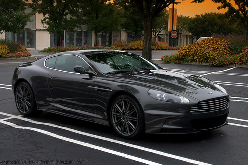 Aston Martin DBS | by Schen Photography