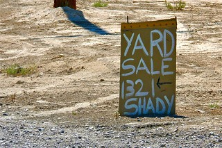 Yard Sale Today! | by .Larry Page