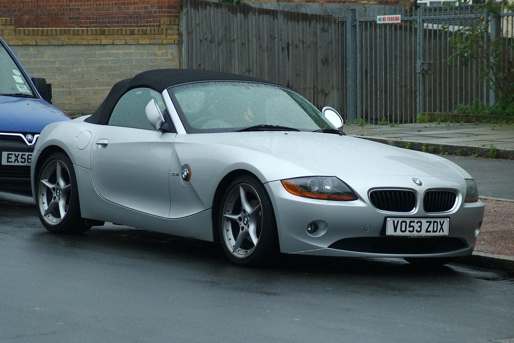 z4 2 5 2003 bmw z4 2 5 ltr roadster kenjonbro flickr. Black Bedroom Furniture Sets. Home Design Ideas