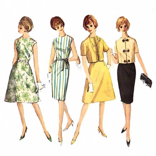7 Way Wardrobe Sewing