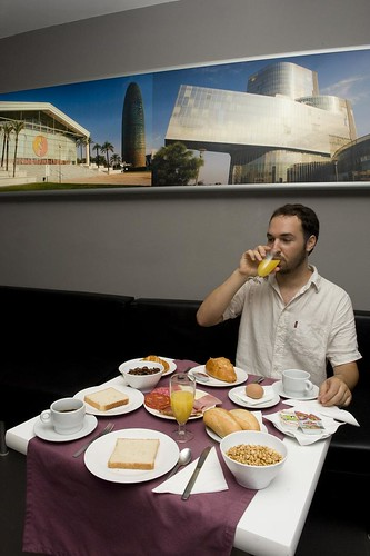 Hotel Curious Barcelona - Breakfast | by Hotel Curious