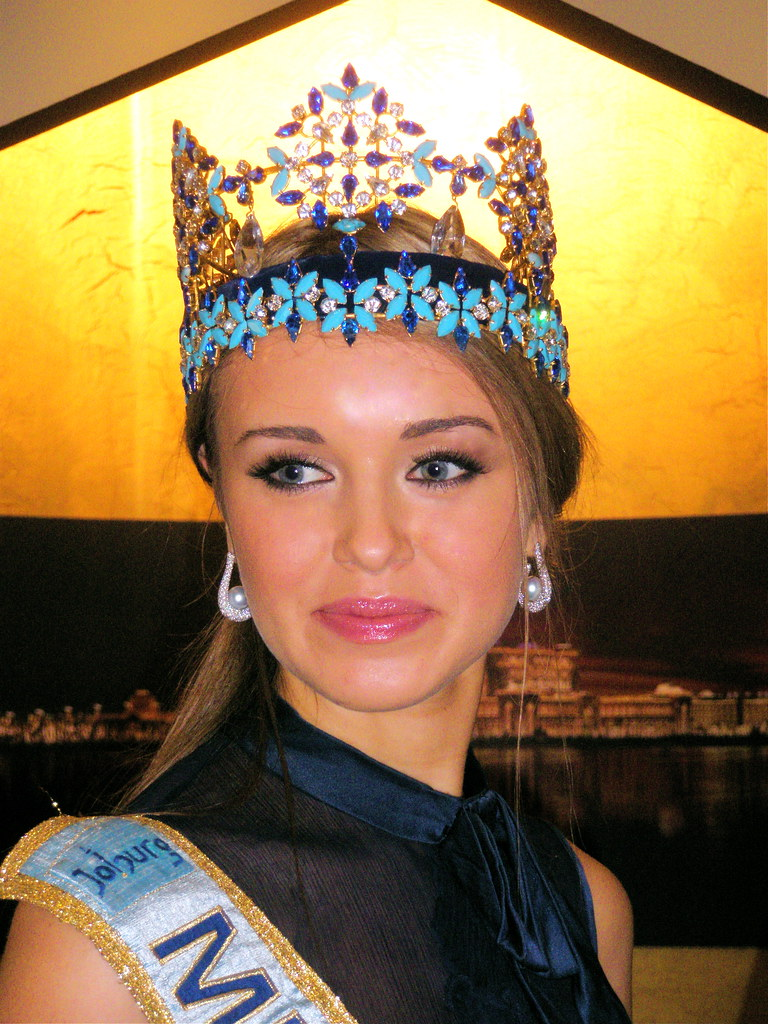 ksenia sukhinova, miss world 2008. 3701951297_cb5f46a726_b