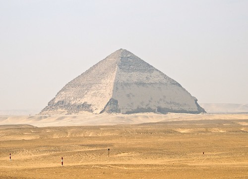 Sneferu's Bent Pyramid, Dashur | by Stefan Geens
